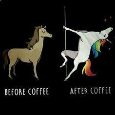 #coffeetime #coffee #coffeelovers #coffeeloversanonymous #horses #idonthaveaproblem #coffeecoffee