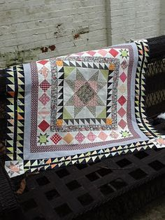 Lily's Quilts: Story of a quilt
