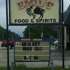 Emil's - Columbus, MI  Just on the outskirts of Richmond, MI