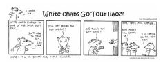 White-chans Go Tour Liaoz #8