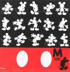 ディズニー ミッキー シルエットの画像 プリ画像