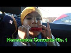 Harmonica Concerto No 1