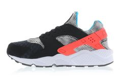 5e1f242eca4 Nike Huarache Run Fb (Legend Blue Bright Crimson) - Sneaker Freaker