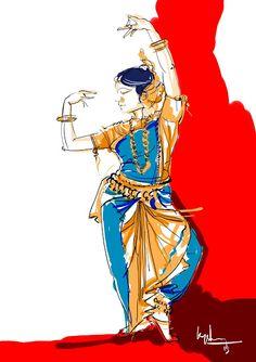 ODISSI ( A Tradional Dance)