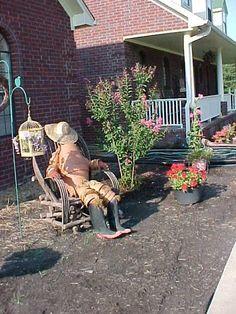 Clay Pot People - Garden Junk Forum - GardenWeb