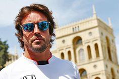 フェルナンド・アロンソ 「バクーでの初F1レースは良いショーになる」 [F1 / Formula 1]