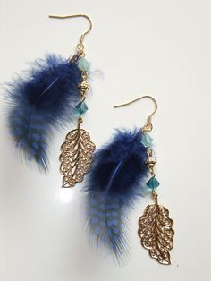 Fashion Femmes Dream Catcher Feather Long Dangle Crochet Boucles d/'oreilles Tassel Cadeau Hot