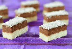 Chod: Zákusky a koláče - Page 37 of 257 - Mňamky-Recepty. Cake Recipes, Dessert Recipes, Kolaci I Torte, Fun Deserts, English Food, Fudge, Coco, Delicious Desserts, Sweet Treats