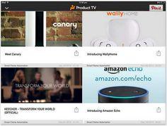Product TV, descubre nuevos productos como con Product Hunt, pero a través de vídeos