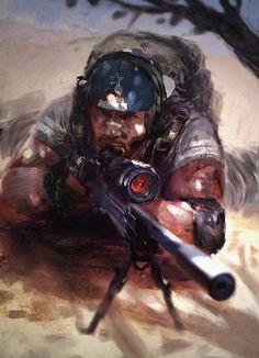 ArtStation - Ghost Recon : Wildlands // character vis dev, Morgan Yon