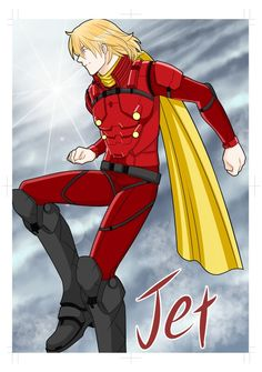 Jet Link Re-Cyborg 002 Call of Justice.