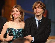 Pin for Later: 16 Celebrity Couples Celebrating 5 Years of Marriage Sofia Coppola and Thomas Mars