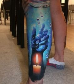 (candels tattoo)