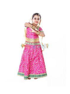 We provide radha rani lehenga dress for boy & girl in Noida, Buy and rent radha rani lehenga fancy dresses online in Delhi for Kids school annual functions or other cultural programs. Fancy Dress Online, Dresses Online, Buy Dress, Pink Dress, Dress Up, Characters For Fancy Dress, Fancy Dress Competition, Indian Goddess, Radha Rani