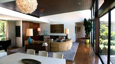 Frank Sinatra House | #PalmSprings I took a tour of this amazing property. Ring-a-ding ding ding!