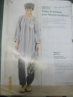 From Courdre C'est Facile, Japanese magazine translated to French.
