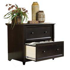 Superieur Sauder Edge Water Lateral Filing Cabinet   Wood File Cabinets At Filing  Cabinets