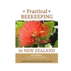 Practical Beekeeping in New Zealand is a great book and is one of essential beekeeping books for beekeeping of all levels. Beekeeping Books, Beekeeping Supplies, Beekeeping Equipment, Bee Supplies, Raising Bees, Bee Boxes, Learn Faster, Education And Training, Bees Knees