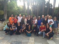 The Peoplehood 3 Cohort in Greece
