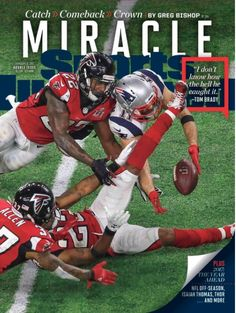 All 51 SI Super Bowl covers : Here is a look back at all 51 Sports Illustrated Super Bowl issue covers. Here is a look back at all 51 Sports Illustrated Super Bowl issue covers. New England Patriots Football, Patriots Fans, Patriots Logo, Sports Illustrated 2017, Broncos Win, Si Cover, Isaiah Thomas, Julian Edelman, Boston Sports