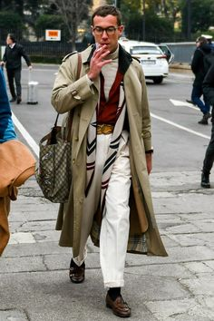 Trench Coat Outfit, Burberry Trench Coat, Trench Coat Men, Men Coat, Burberry Outfit, Burberry Men, Gucci Men, Stylish Mens Outfits, Cool Street Fashion