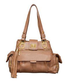 Look at this #zulilyfind! Freddy Shoulder Bag by Elise Hope #zulilyfinds