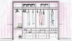 Stauraumwunder für den Schrank Decoration, Bathroom Medicine Cabinet, Lockers, Locker Storage, Design, Closet, Furniture, Home Decor, Products