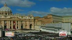 Misa de inauguración del papa Francisco. http://cnnespanol.cnn.com/2013/03/19/el-vaticano-se-alista-para-inaugurar-el-pontificado-de-francisco/?iref=allsearch