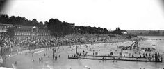 [English Bay Beach Scene] - City of Vancouver Archives