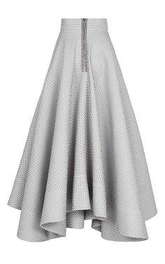 Atomic Full Skirt Atomic Full Skirt by Maticevski for Preorder on Moda Operandi - ceramic : Atomic Full Skirt Atomic Full Skirt by Maticevski for Preorder on Moda Operandi - ceramic Full Skirt Outfit, Skirt Outfits, Skirt Pants, Dress Skirt, Hijab Fashion, Fashion Dresses, Emo Fashion, Fashion News, Full Skirts
