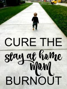 So today's post is in no way me sitting up on my pedestal preaching about how perfect my life is being a SAHM, because it's not. It's just to serve as a gentle reminder to all of us stay at home mamas, myself included, on how to get out of our rut, cure the burnout, and get back to enjoying our kids and our lives when it gets monotonous and those tiny little humans make us a little bit crazy.