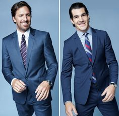 Henrik Lundqvist and Brian Boyle of the New York Rangers