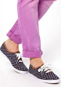Find the best selection of Keds Navy Polka Dot Sneakers. Shop today with free delivery and returns (Ts&Cs apply) with ASOS! Sneakers Fashion, Fashion Shoes, Keds Champion, All About Shoes, Plimsolls, College Fashion, Playing Dress Up, Cute Shoes, Timeless Fashion