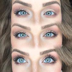 Dark Eyeshadow, How To Apply Eyeshadow, Eyeshadow Makeup, Fiber Mascara, Fiber Lashes, Mascara Wands, Brush Type, Volume Mascara, Natural Lashes