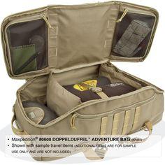 7a97754cd246 DOPPELDUFFEL Adventure Bag Travel Convertible Backpack Duffle Tactical Packs