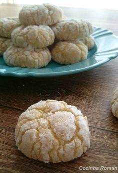 Biscotti Cookies, Brownie Cookies, Cupcake Cookies, Drop Cookies, Delicious Desserts, Yummy Food, Portuguese Recipes, Sweet Cakes, Saveur
