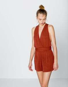 MULTI-WAY JUMPSUIT - NEW PRODUCTS - WOMAN - PULL&BEAR Greece