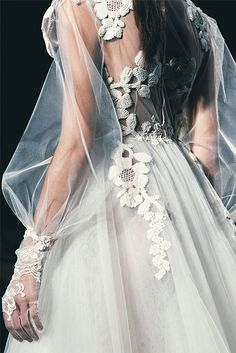 Valentino Couture {fashion inspiration | a work of art : valentino couture} by {this is glamorous}, via Flickr