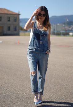 Jardinero de Jeans canchero
