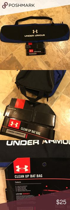 🏆Under Armour Men Women Clean Up Baseball Bat Bag 100% authentic and brand new. The tag is still attached. Big sale here! ♡Unlike other sellers who would raise the price and ask you to make an offer, I set the price way below the original price for a fast and easy Buy It Now transaction here. That's your biggest discount! And if you still want to save a bit more, simply check out my other listings for a bundled sale. Thank you and have a great weekend! Under Armour Bags Duffel Bags Duffel Bags, Under Armour Men, Clean Up, Master Chief, Baseball, Big, Easy, Check, Stuff To Buy