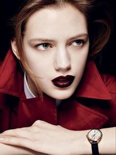 André Werther & Associés — Happy Birthday to the beautiful Esther Heesch !...
