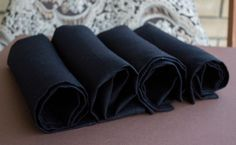 Linen Table Cloth Napkins by MsHomeS on Etsy