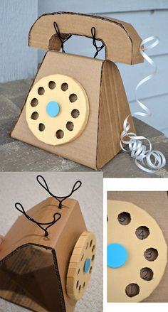 Diy And Crafts, Crafts For Kids, Arts And Crafts, Paper Crafts, Origami Shirt, Diy Play Kitchen, Cardboard Toys, Barbie Doll House, Diy For Girls