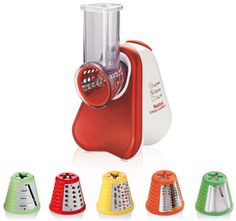 Tefal's Fresh Express will chop, slice, shred, grate and dice your salads during national salad week!