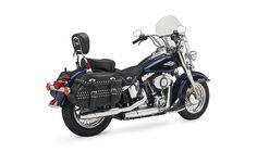2014 Harley-Davidson® Softail® Heritage Softail® Classic Motorcycles Photos & Videos
