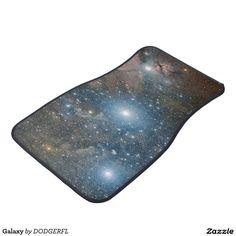 Galaxy Car Mat