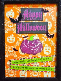 Plays Well With Paper: Fun Halloween Gifts