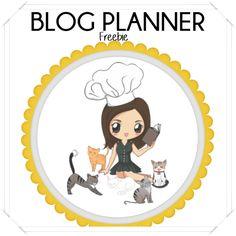 Freebie: Blog Planner Polypop