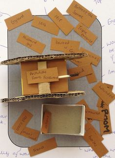 'Thought tank' by Briony Design Department, Classroom Projects, Summer 2014, World War, Art Projects, Lily, Teaching, Creative, Orchids