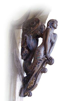 figurehead mermaid